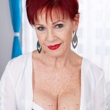 Granny gets ass-fucked - Caroline Hamsel and Tom Holland (108 Photos) - 60 Plus MILFs picture 3