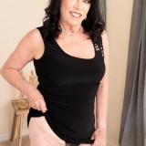71-year-old Christina fucks a 25-year-old - Christina Starr and Oliver Flynn (84 Photos) - 60 Plus MILFs picture 6