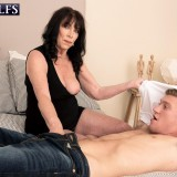 71-year-old Christina fucks a 25-year-old - Christina Starr and Oliver Flynn (84 Photos) - 60 Plus MILFs picture 14