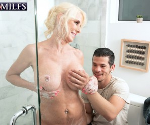 uncontrolled anal creampie for granny Camille