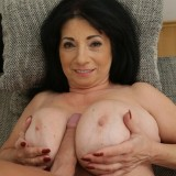 his first sexual intercourse with a much older woman. picture 15