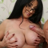 his first sexual intercourse with a much older woman. picture 11