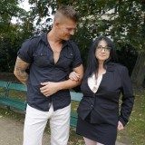 his first sexual intercourse with a much older woman. picture 3