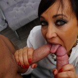Little unofficial anal gangbang with granny finance director before she retires. picture 6