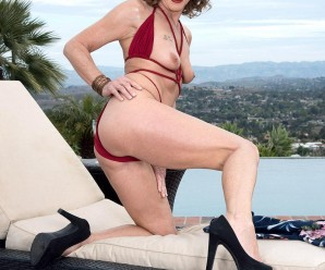 granny cindy sinclair is ready to get her cute little arse destroyed