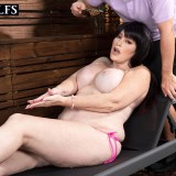 Sherry's step-son fucks her ass - Sherry Stunns and Nicky Rebel (81 Photos) - 50 Plus MILFs picture 5
