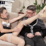 Ivanna: Russian cock-lover - Ivanna and Frankie G (76 Photos) - 50 Plus MILFs picture 6