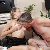 Ivanna: Russian cock-lover - Ivanna and Frankie G (76 Photos) - 50 Plus MILFs picture 14