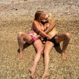 two horny old ladies have booked a trip to pussy wonderland picture 10
