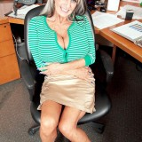 The horniest secretary ever - Sally D'Angelo (85 Photos) - 60 Plus MILFs picture 6