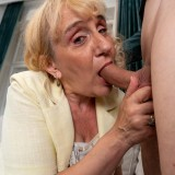 Her last will should be fulfilled - 70 year old wants to taste sperm again picture 9
