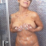 Nice tits, hairy pussy and a big toy - Nicol Mandorla (98 Photos) - 60 Plus MILFs picture 13