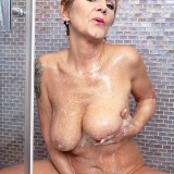 Nice tits, hairy pussy and a big toy - Nicol Mandorla (98 Photos) - 60 Plus MILFs picture 14