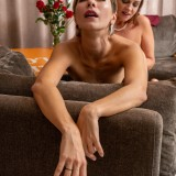 please borrow me your daughter - granny wants a strapoon treatment picture 15