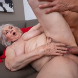 granny gets her 70year old pussy destroyed by hot bodybuilder picture 13